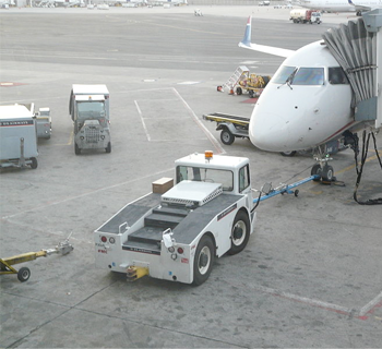 tires for all airport equipment