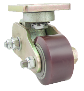 replacement oem stabilizing caster polyurethane casters