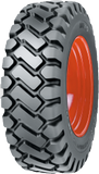 15.5-25 Construction Tires & Tracks 15.5-25/12PR L3 Mitas EM-60 Earth Mover TL