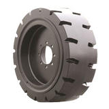14.00-24 (52x10x31) Construction Tires & Tracks 14.00-24 (52x10x31) Traction Brawler HD Dual Replacement (Single Tire Assembly)