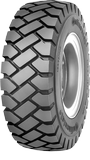 125/75R8 (15x4-1/2R8) Forklift Tires 125/75R8 (15x4-1/2R8) Continental Radial TL IC70 Industrial Pneumatic Tire (flap & tube extra)