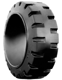 10x5x6-1/2 Forklift Tires 10x5x6-1/2 Traction Rolling Resistance ITL Solid Press-on Tire