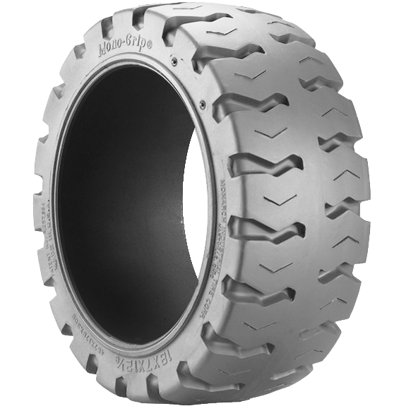 16x7x10-1/2 Construction Tires & Tracks 16x7x10-1/2 Traction Non Marking Monarch Rubber Press-On (Flat, Long Distance)