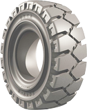 300-15 Construction Tires & Tracks 300-15/8.00 Traction Grey Non Marking LOC Trelleborg Orca (8.00 LOC rim)