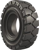 300-15 Construction Tires & Tracks 300-15/8.00 Traction Black LOC Trelleborg Orca (8.00 LOC rim)
