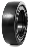 36x14-20 Construction Tires & Tracks 36x14-20/7.50 Solid Smooth Camso SKS 796S (SolidAir) [7.50 rim] (Tire Only)