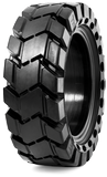 36x14-20 Construction Tires & Tracks 36x14-20/7.50 Solid Camso SKS 793S (SolidAir) [7.50 rim] (Tire Only)